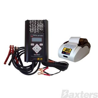 Intelli Check Tester Delco Tester, Printer & Case 12-24V