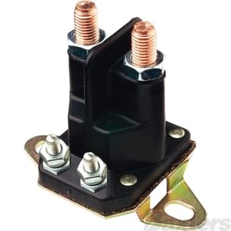 Solenoid Cole Hersee 12V 100A Normally Open Continuous Duty Plastic F180 Mount Stud Terminals