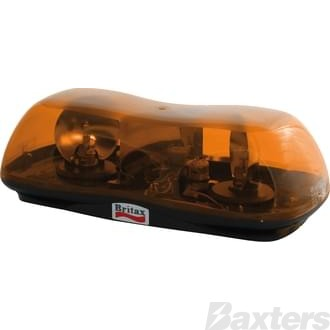 Lightbar Aerolite 24V 420 Rotating Amber