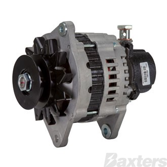 Alternator Mitsubishi Type 12V 80Amp Vac Pump Suits Isuzu 4JA1