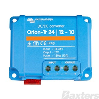 Reducer Victron Orion-Tr 24 to 12V 15A (180W)  Retail Packaging