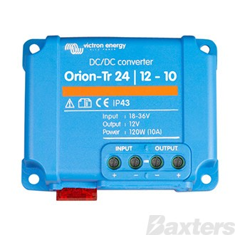 Reducer Victron Orion-Tr 24 to 12V 20A (240W)  Retail Packaging