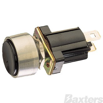 Switch Push Button 12V 10A Recessed Button