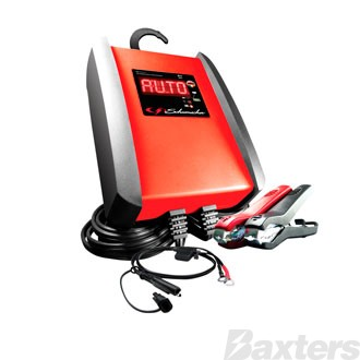 Schumacher Battery Charger 12V 15A with 15A Power Supply