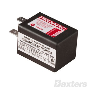 Relay Timer Adjustable 12/24V 10A Glow Plug Or Turbo Timer Delayed turn OFF or Temporary Output At Turn ON