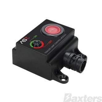 Trailer Lamp Control Module 12V 30 Minute Delay Timer Off